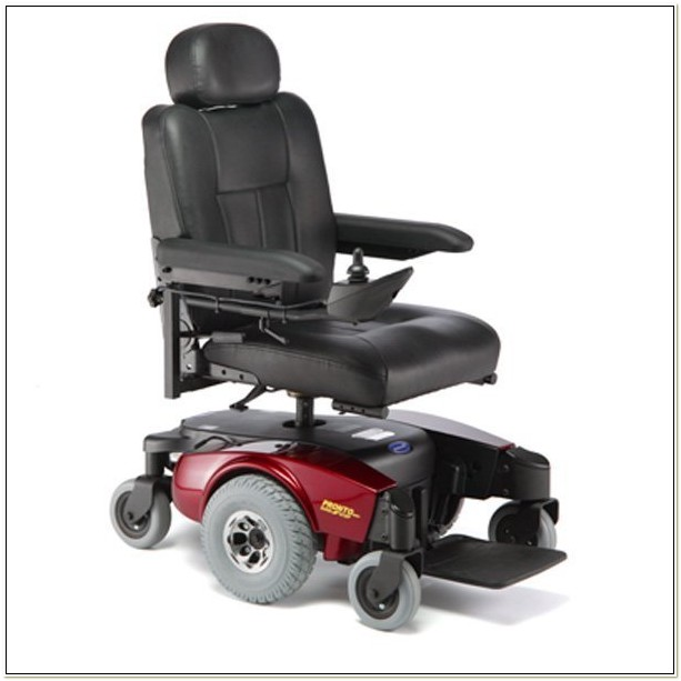 Invacare M51 Power Chair
