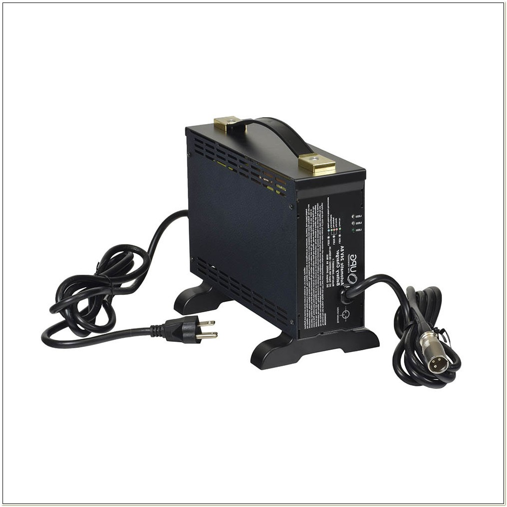 Invacare Power Wheelchair Battery Charger
