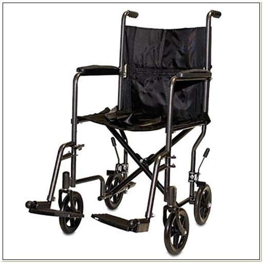 Invacare Ultra Lightweight Transport Chair