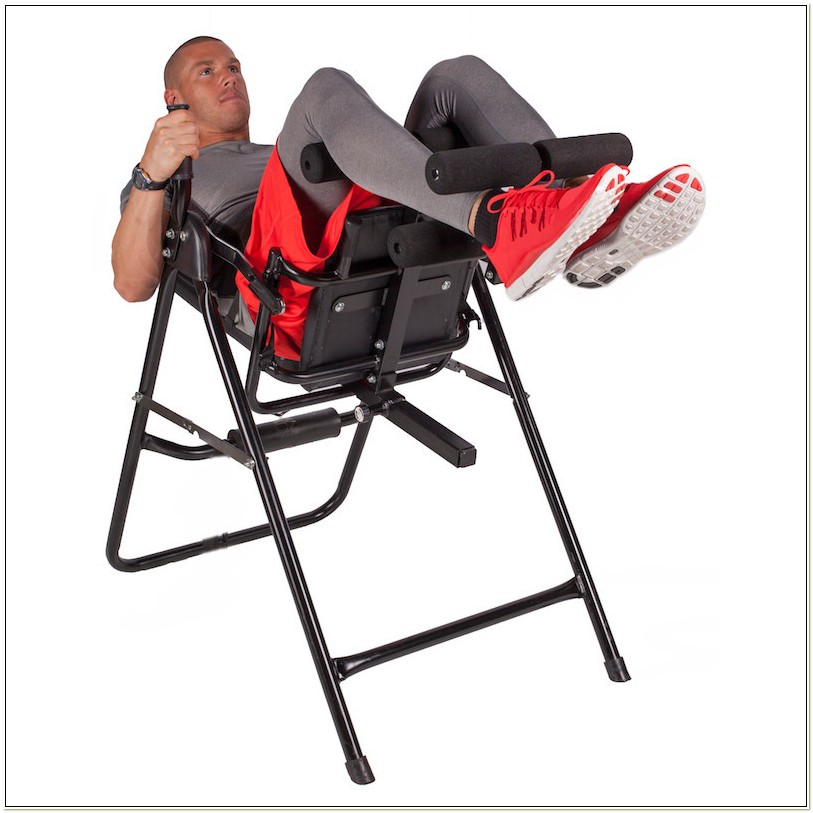 Inversion Chairs Back Pain