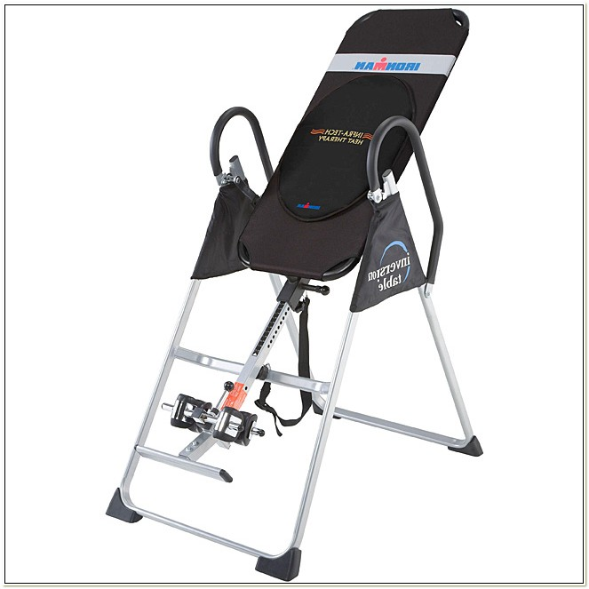 Inversion Tables For Upper Back Pain