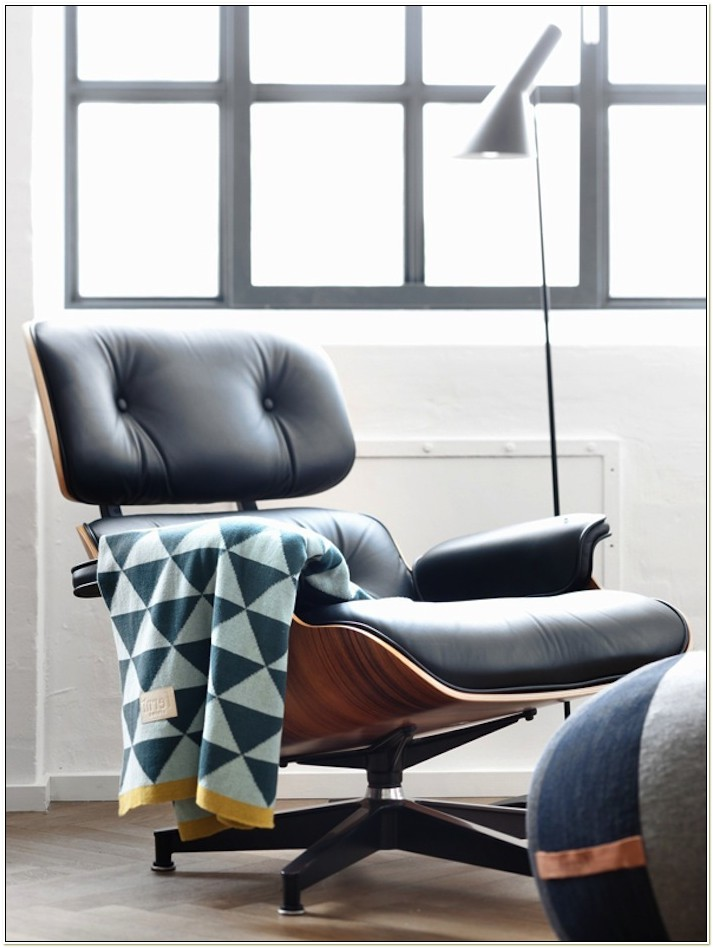 Is The Eames Lounge Chair Comfortable