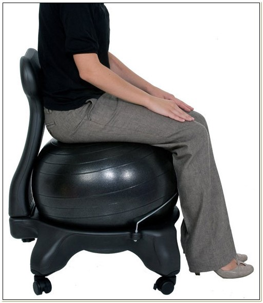 Isokinetics Balance Ball Chair