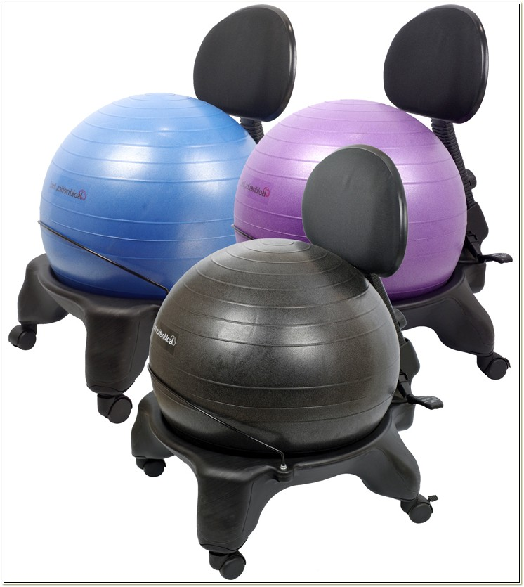 Isokinetics Exercise Ball Office Chair