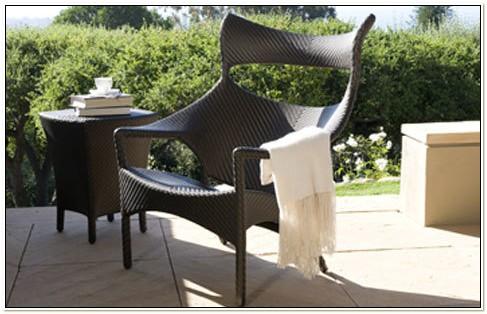Janus Et Cie Balcony Chairs