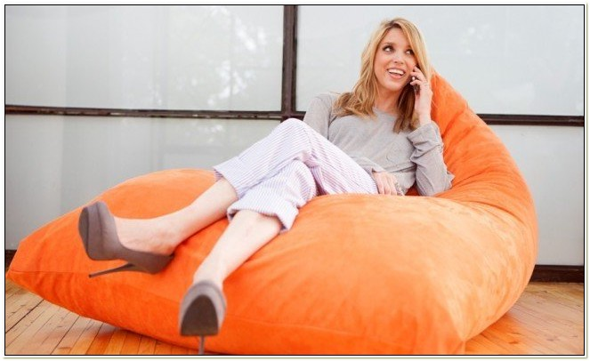Jaxx Pivot Bean Bag Chair