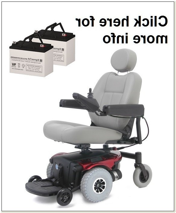 Jazzy 1103 Power Chair Batteries