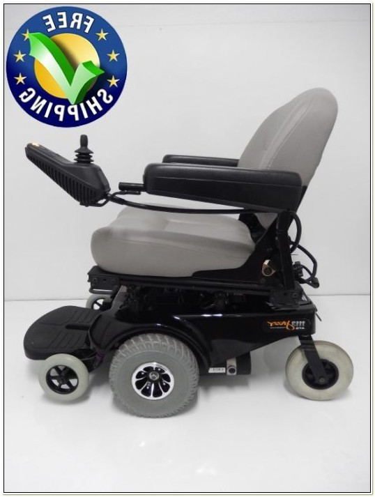 Jazzy 1113 Power Wheelchair Battery
