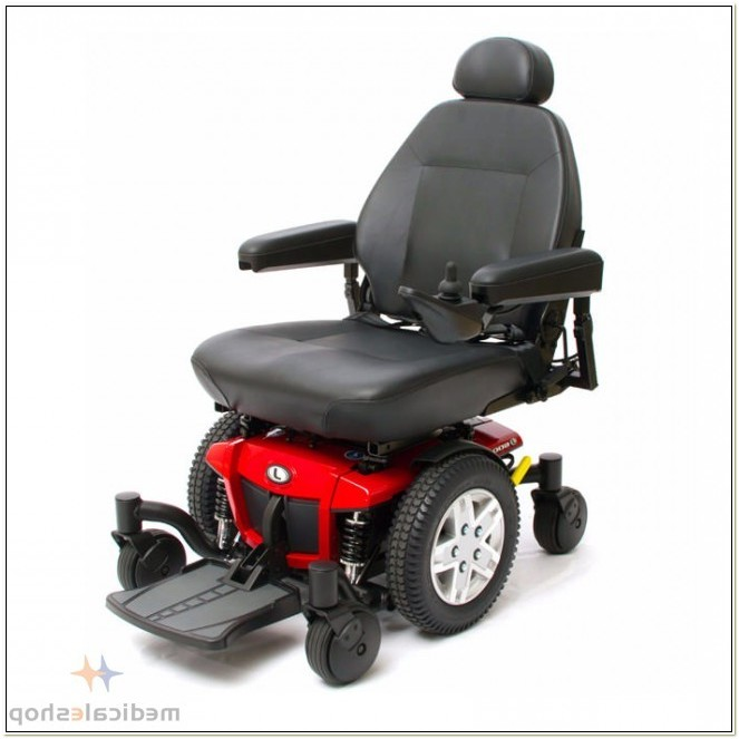 Jazzy 600 Power Chair Manual