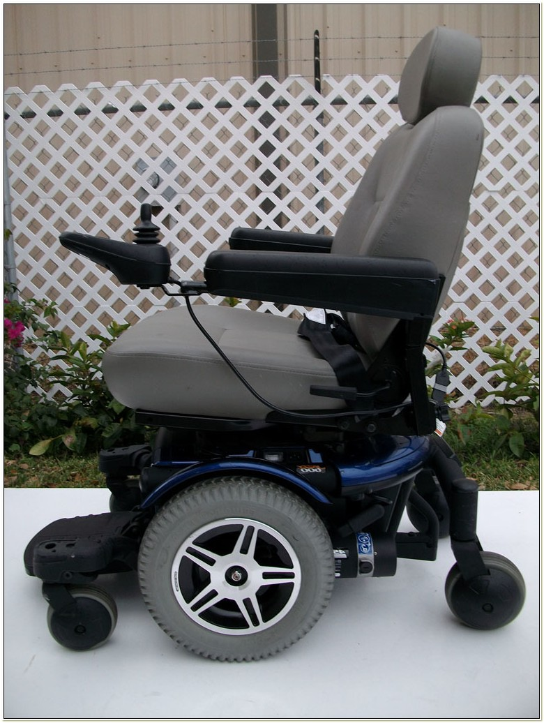 Jazzy 600 Power Chair Used