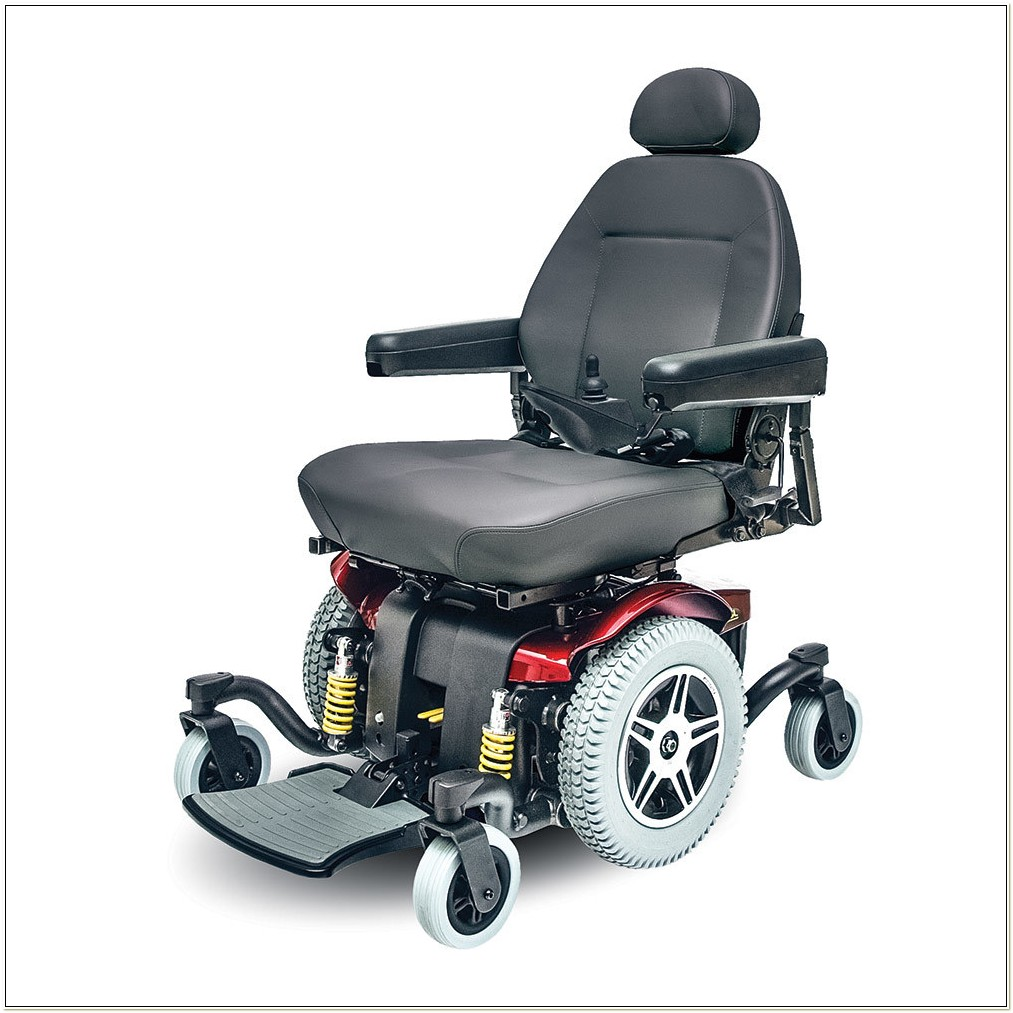 Jazzy 614 Power Chair Manual