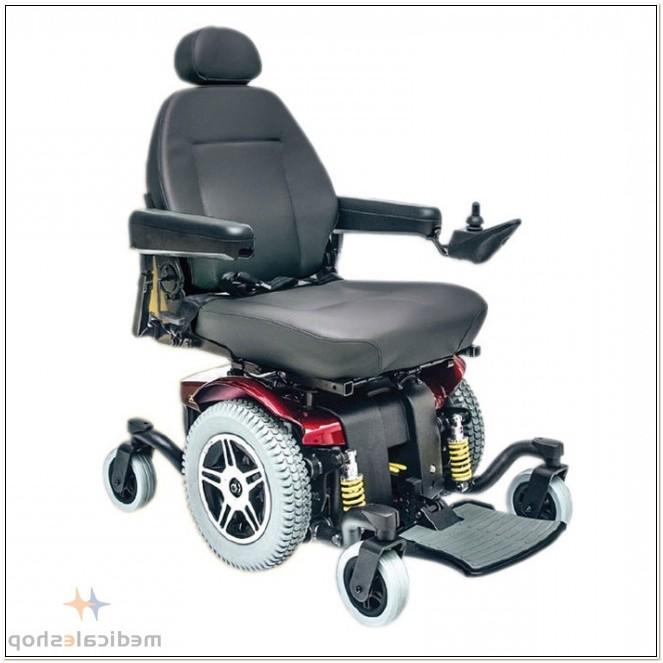 Jazzy 614 Power Chair
