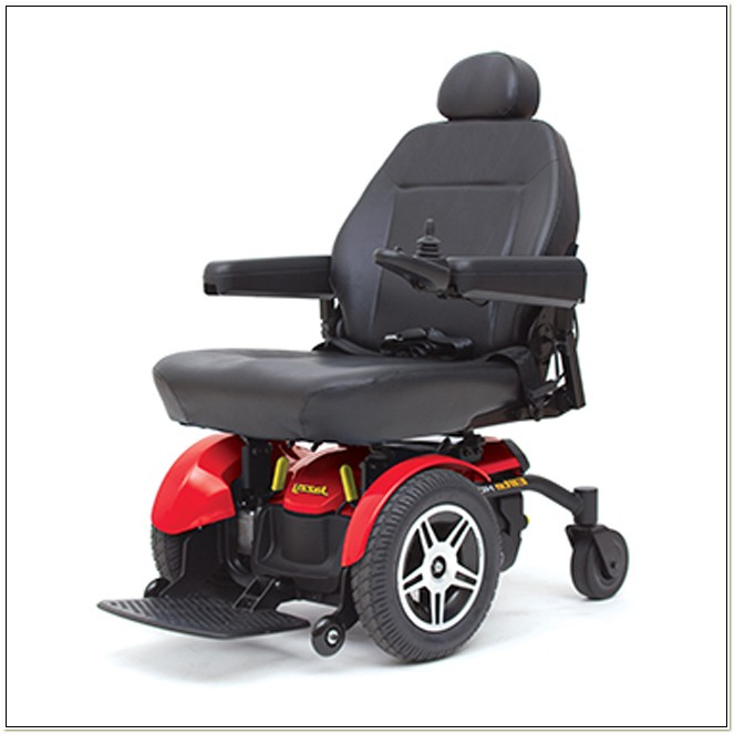 Jazzy Hd Power Wheelchair