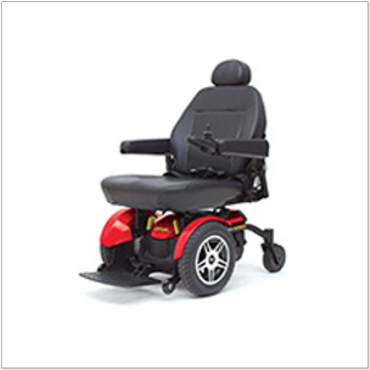 Jazzy Heavy Duty Power Chair