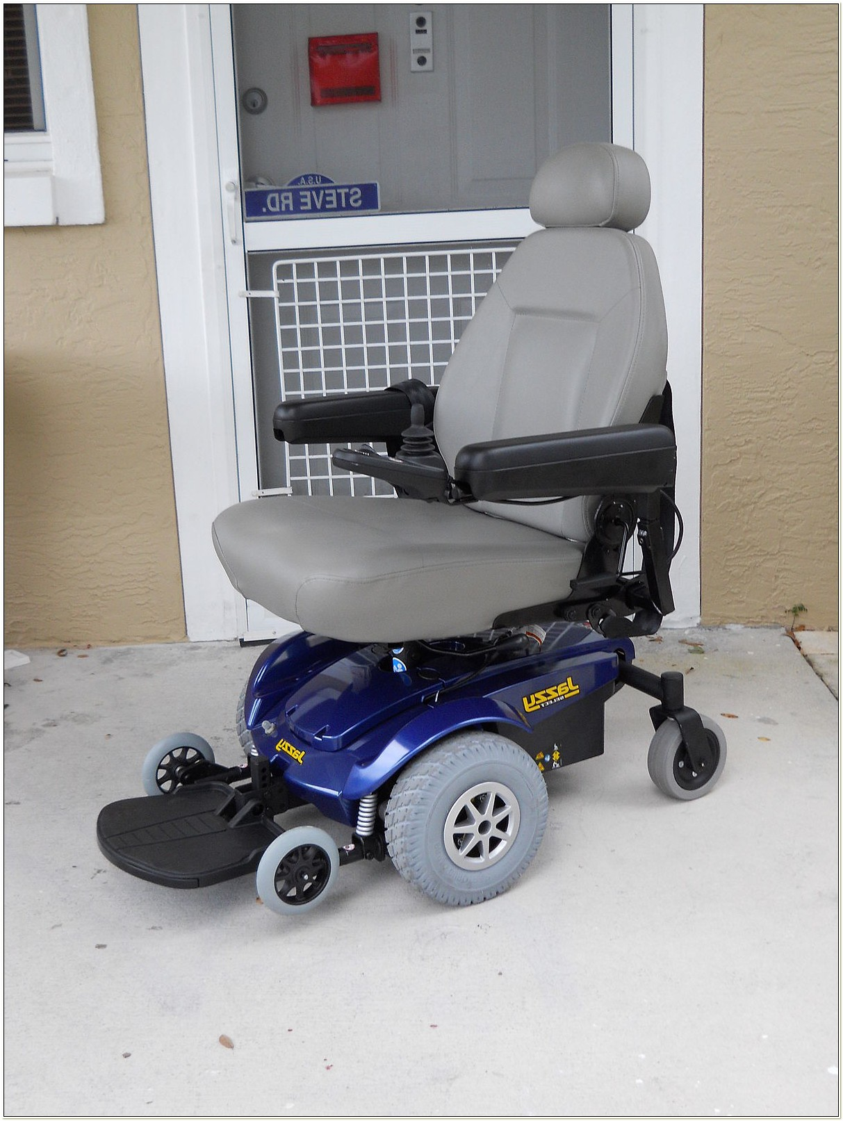 Jazzy Power Chair Battery Life