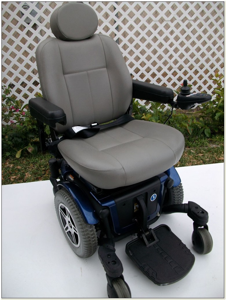 Jazzy Power Chair Seat Covers
