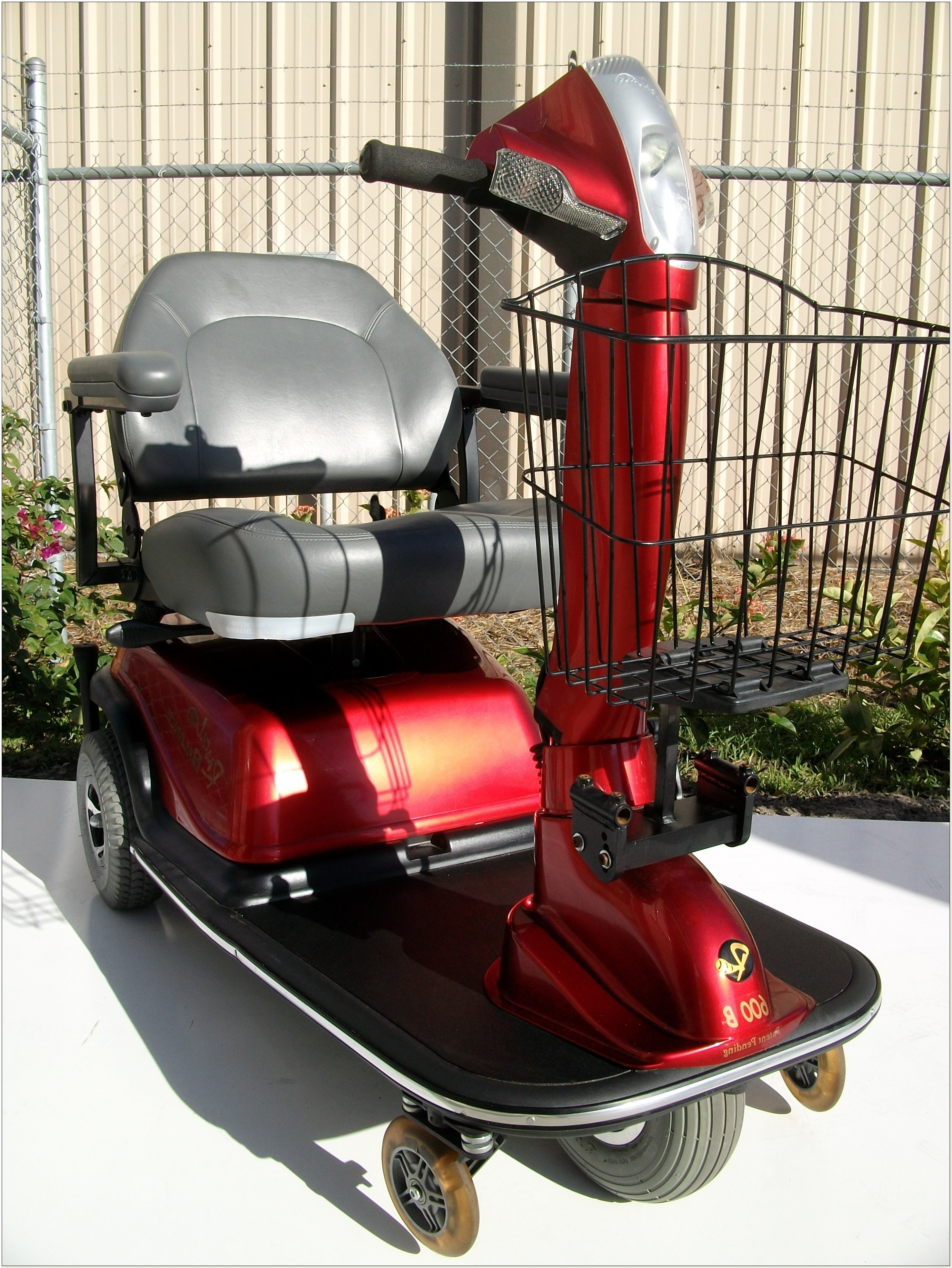 Jazzy Power Chair With Seat Lift