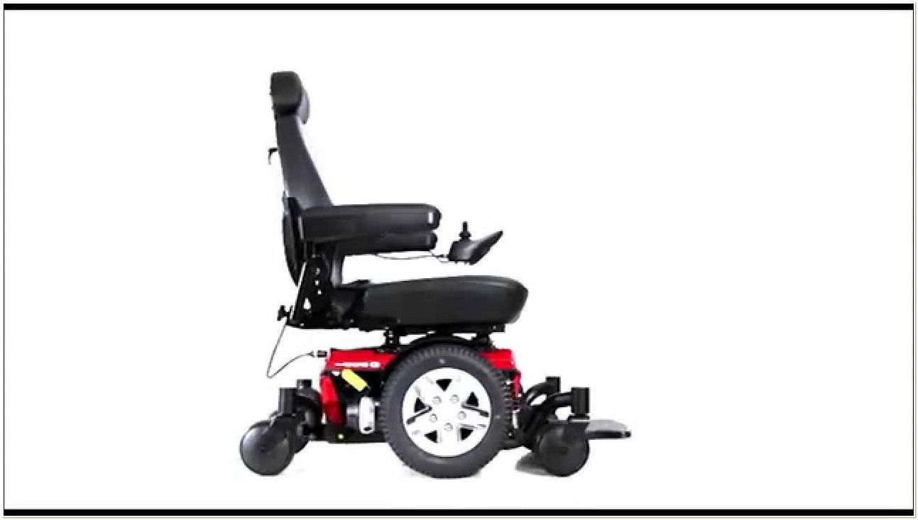Jazzy Pride Power Chair Manual
