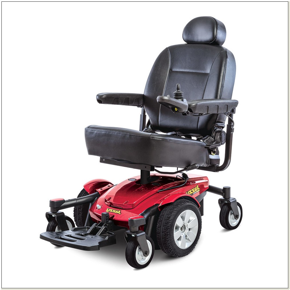 Jazzy Select 6 Ultra Power Chair