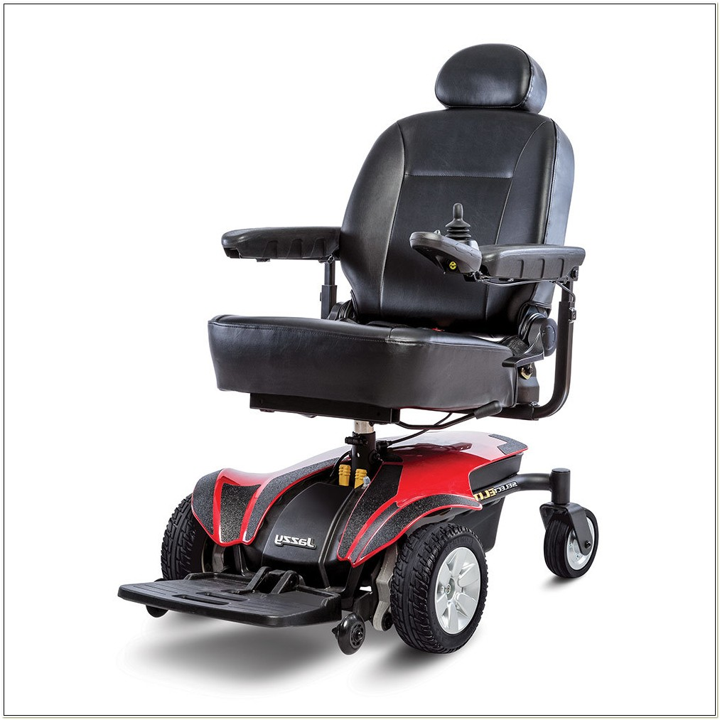 Jazzy Select Elite Power Chair Manual