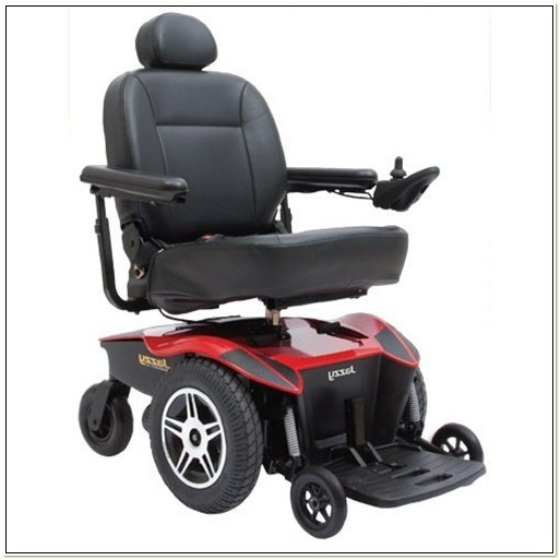 Jazzy Select Hd Power Chair