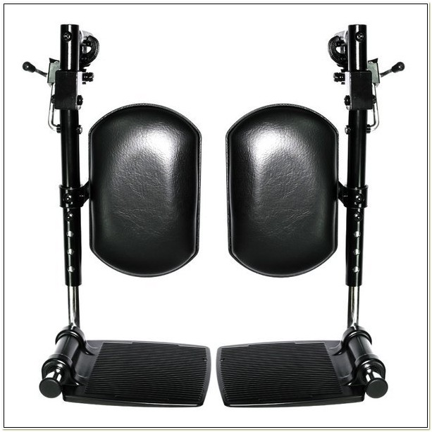 Jazzy Select Power Chair Leg Rests