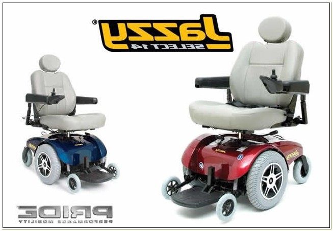 Jazzy Select Power Chair Troubleshooting