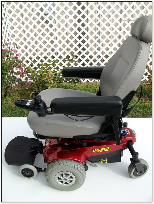 Jazzy Select Power Chair Used