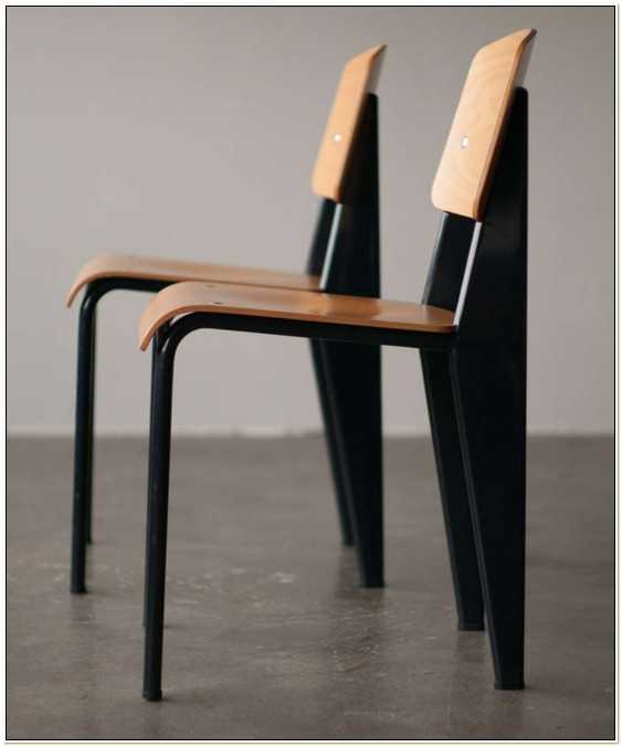 Jean Prouve Standard Chair Nz
