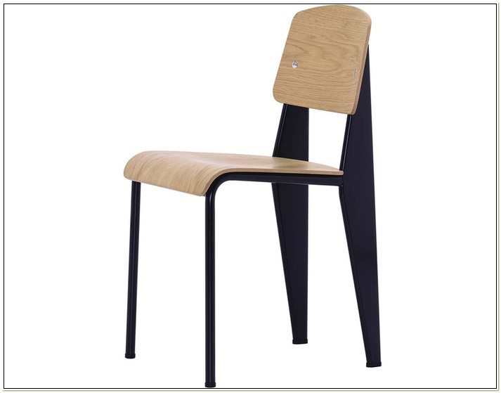 Jean Prouve Standard Chair Vitra