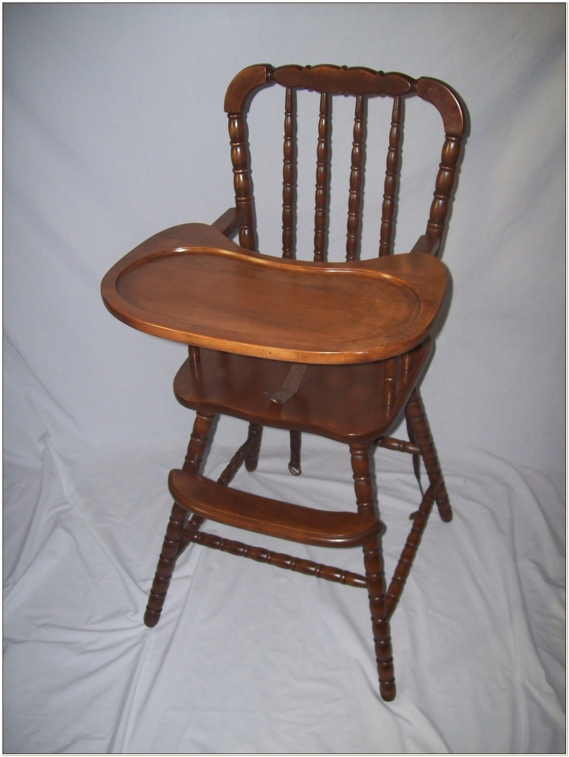 Jenny Lind High Chair Cherry
