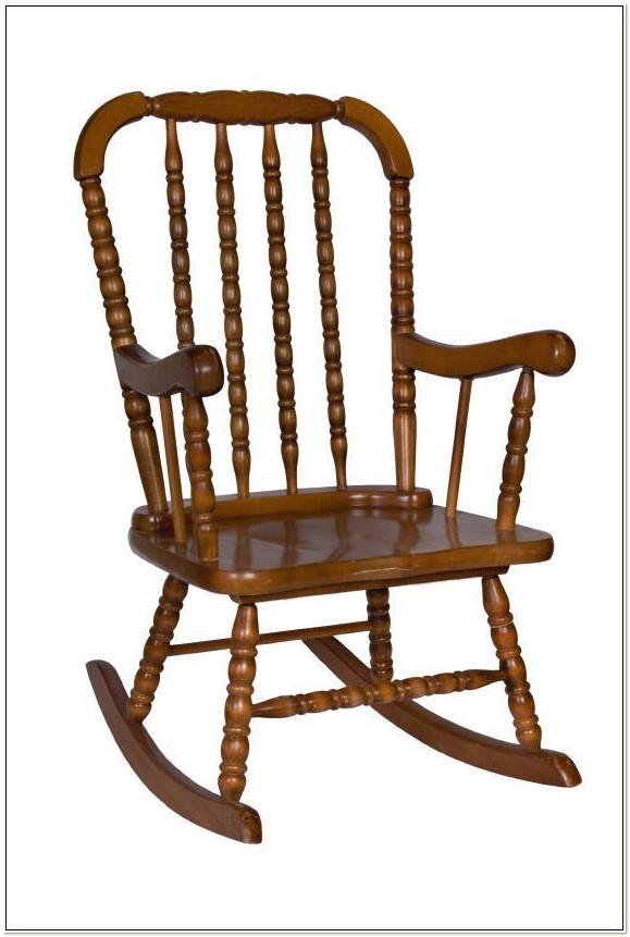 Jenny Lind Rocking Chair