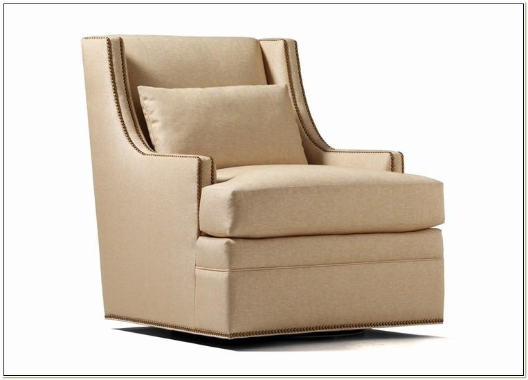 Jessica Charles Collin Swivel Chair