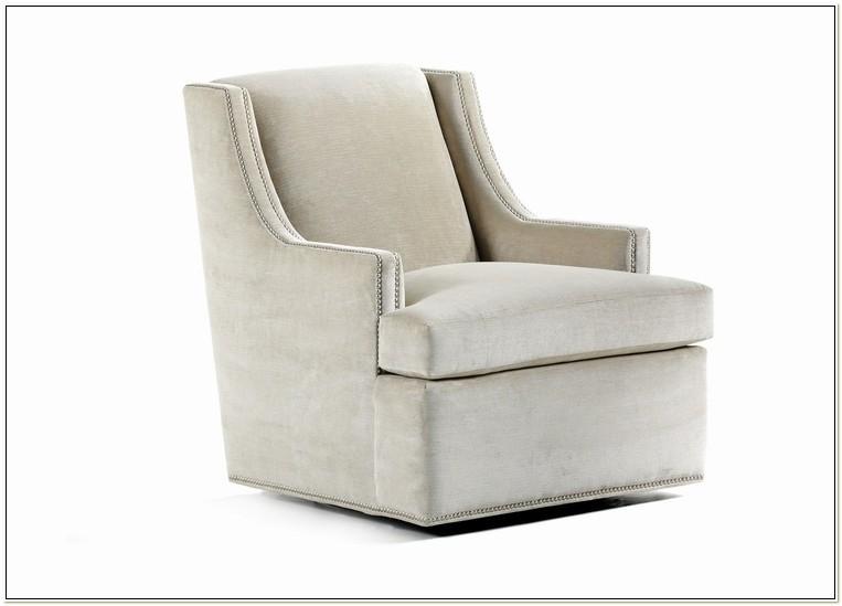 Jessica Charles Crosby Swivel Chair