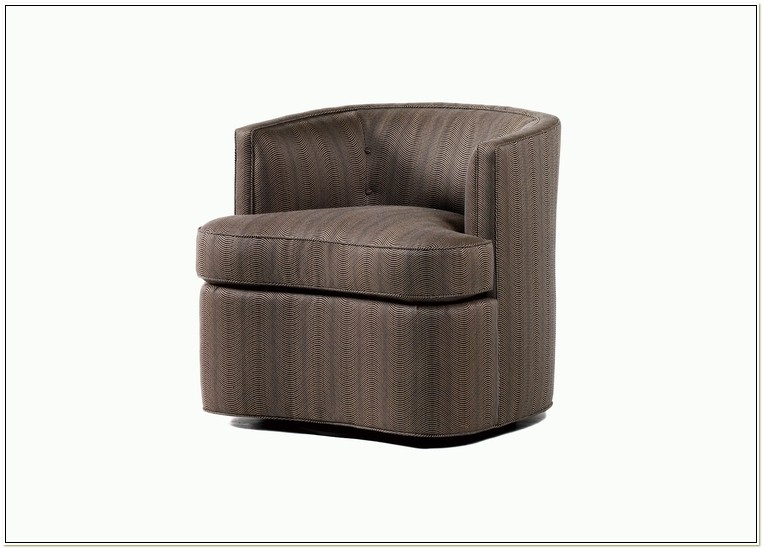 Jessica Charles Eclipse Swivel Chair
