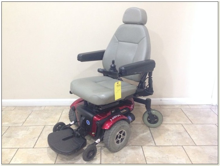 Jet 3 Ultra Power Chair Manual