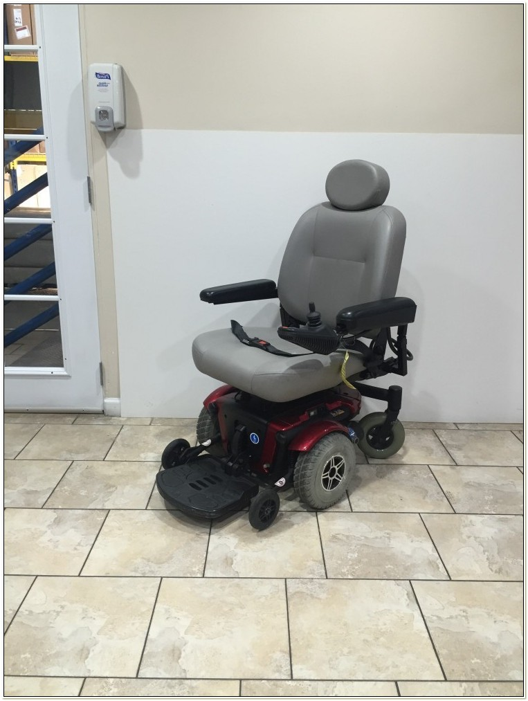Jet 3 Ultra Power Chair Used