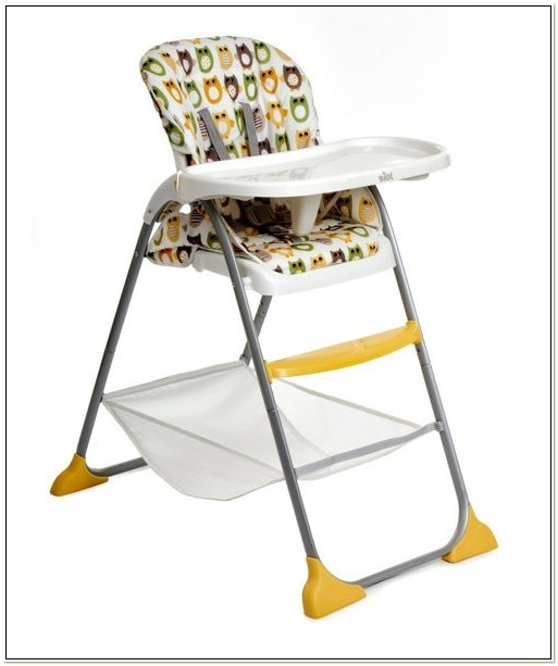 Joie Owl High Chair Instructions
