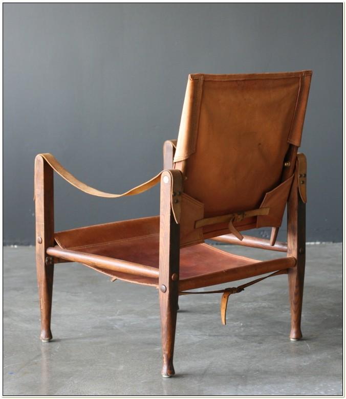 Kaare Klint Safari Chair 1933