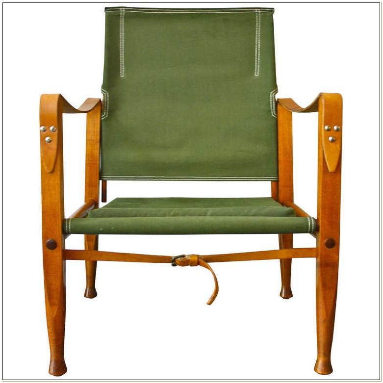 Kaare Klint Safari Chair Plans