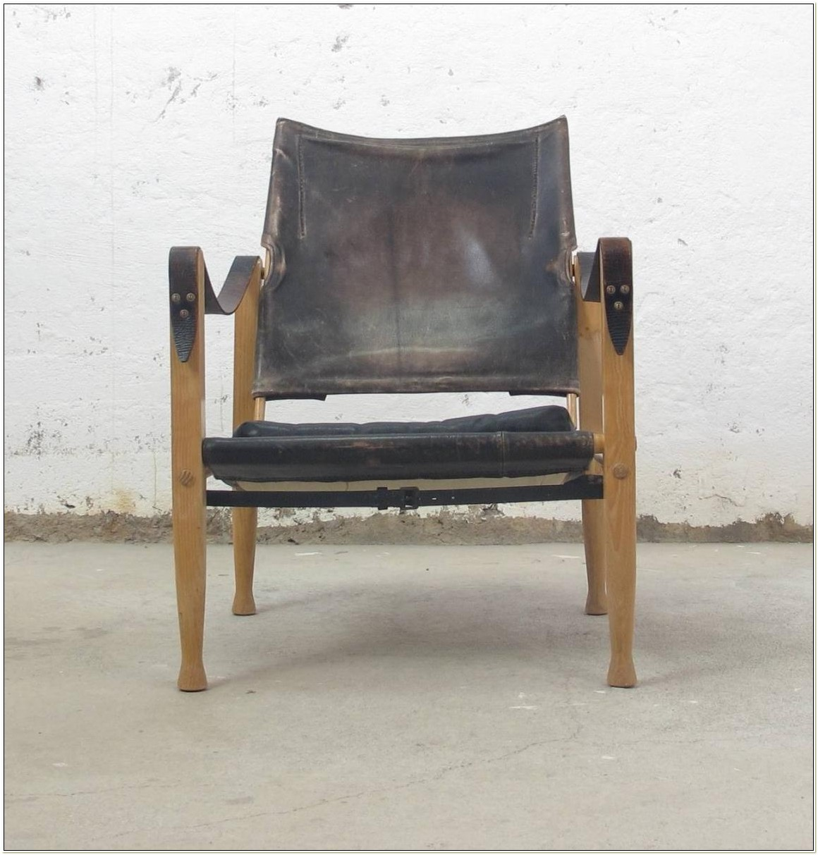 Kaare Klint Safari Chair Rud Rasmussen