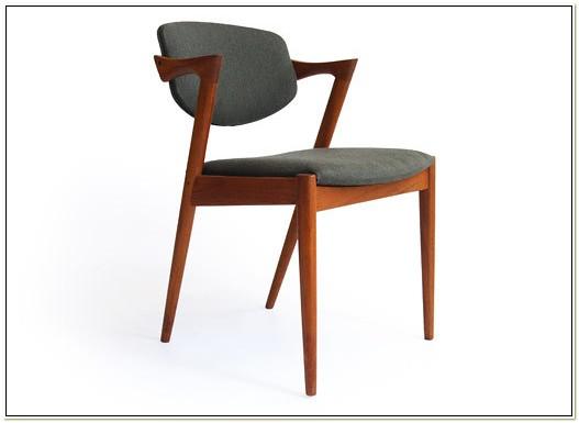 Kai Kristiansen Dining Chairs 42