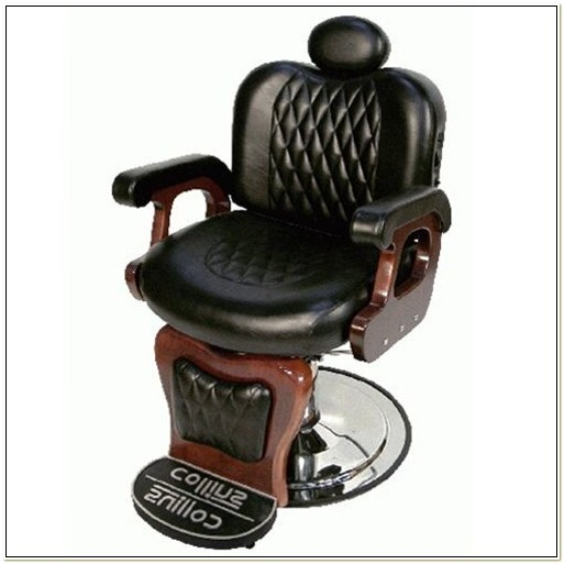 Keller International Barber Chairs