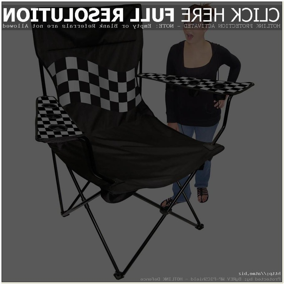 Kingpin Giant Camping Chair