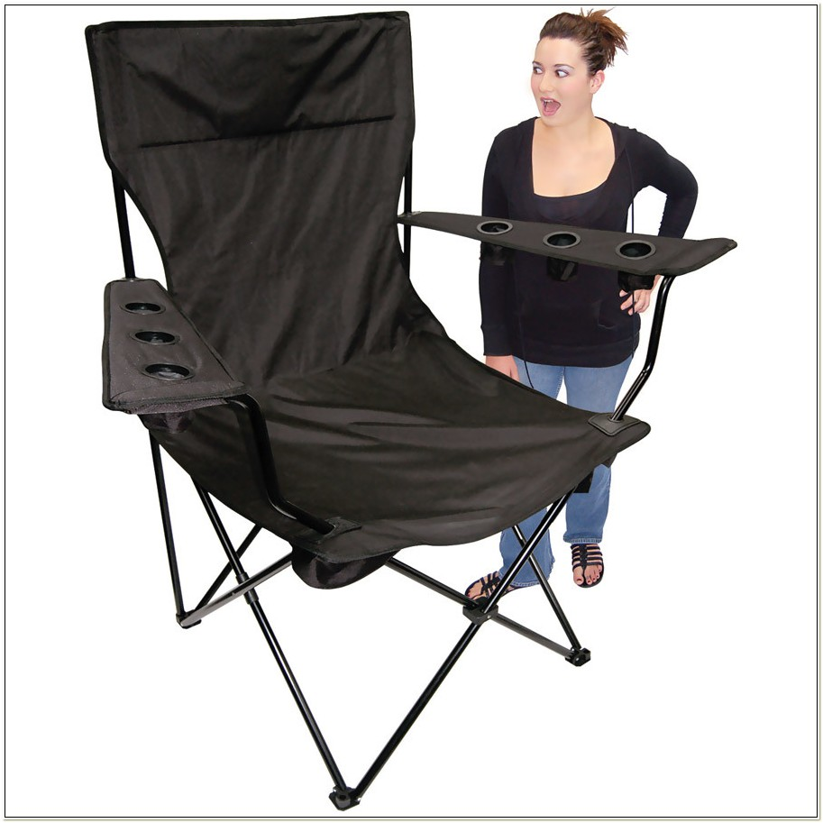 Kingpin Giant Folding Camp Chair