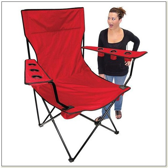 Kingpin Giant Folding Chair