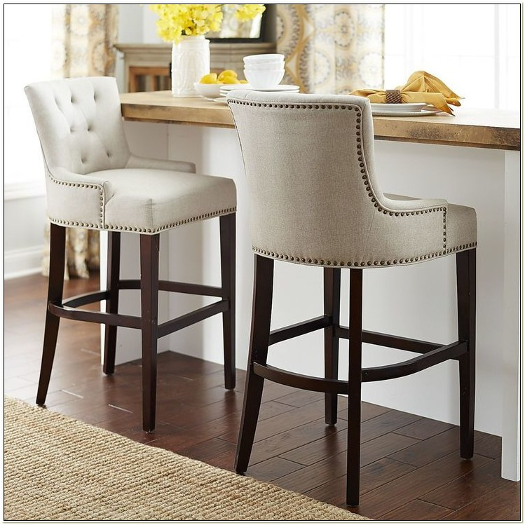 Kitchen Counter Bar Stools With Arms