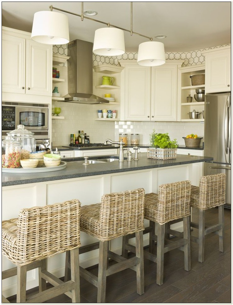 Kitchen Counter Chairs With Backs