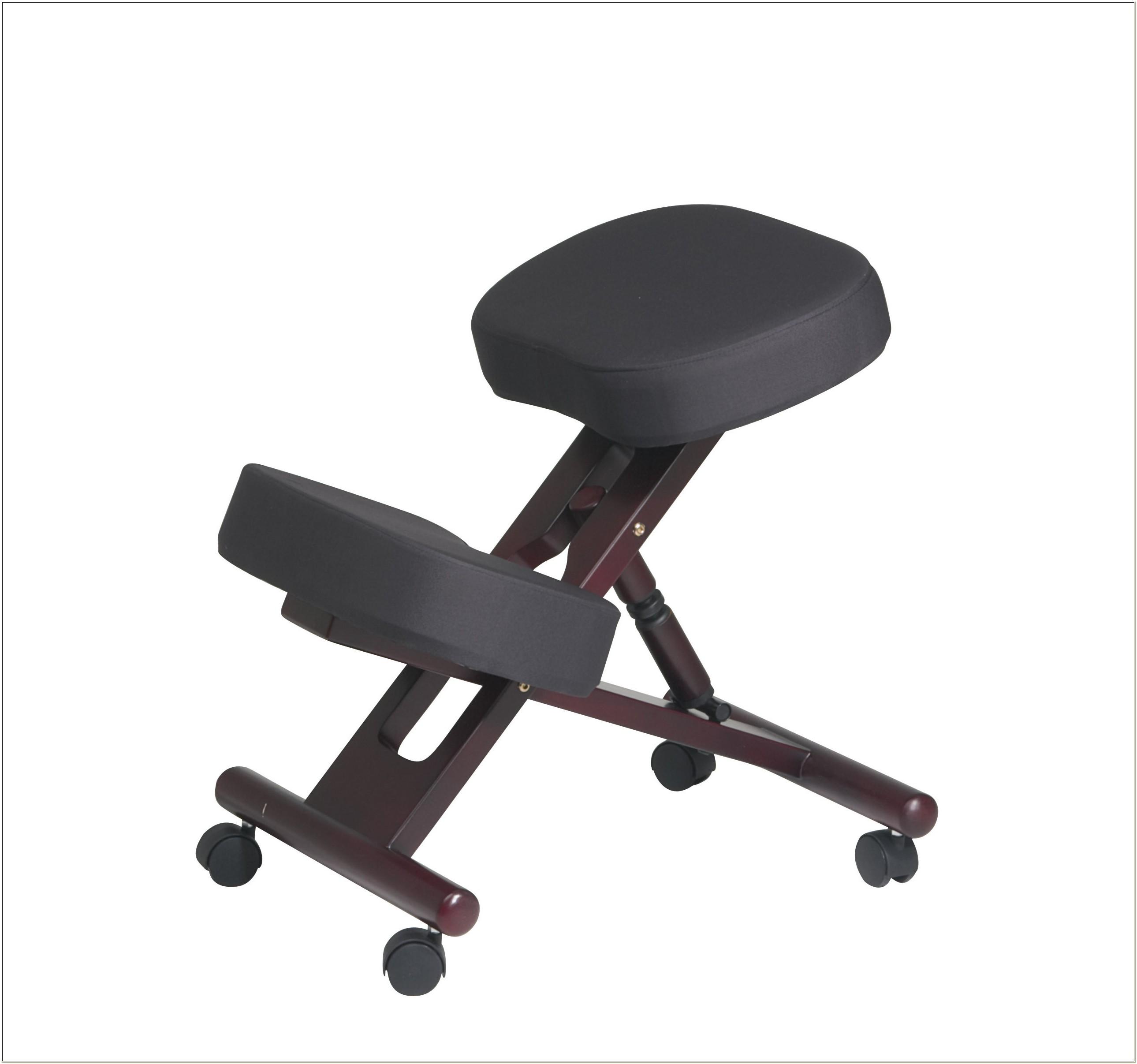 Kneeling Chair W Memory Foam