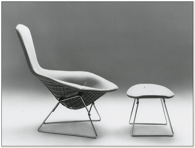 Knoll Bertoia Bird Chair